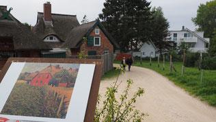 Koch-Stetter Das rote Haus in Althagen 1911