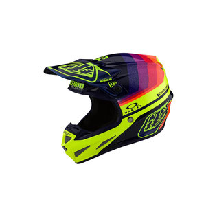 Troy Lee Designs Ltd Edition SE4 Carbon Mirage Helmet