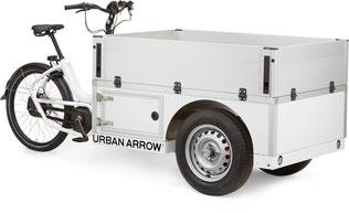 Urban Arrow Tender Lasten e-Bike / Lastenfahrrad mit Elektromotor