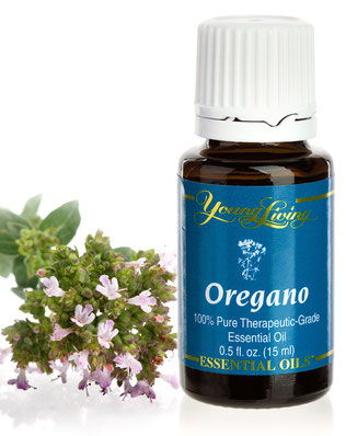 Young Living Pure Therapeutic-Grade Essential Oil