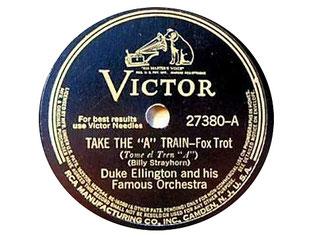 TAKE THE A TRAIN-clasicos del jazz-standards jazz