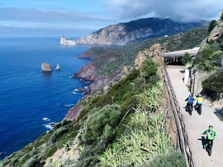 e-biking day tours Sardinia, Costa Smeralda, Gallura, Porto Cervo, Olbia, Yoga