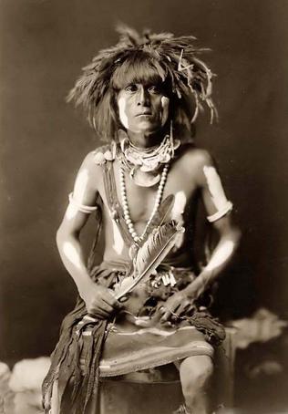 L'initié Hopi Ours Blanc