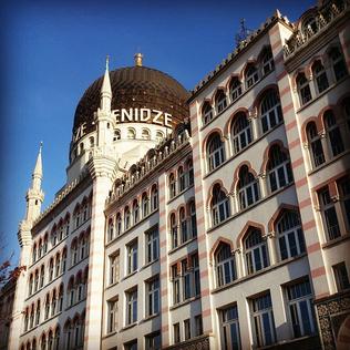 Die Yenidze - Das Wahrzeichen der Friedrichstadt