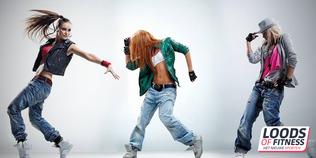 Streetdance volwassenen in Bunschoten bij Loods of Fitness Bunschoten Spakenburg