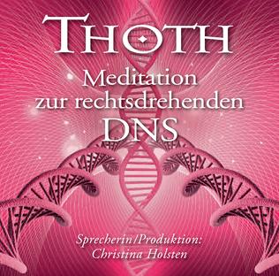 Bild: Thoth CD Meditation Christina Holsten