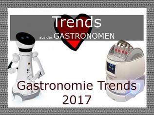 Gastronomie Trends