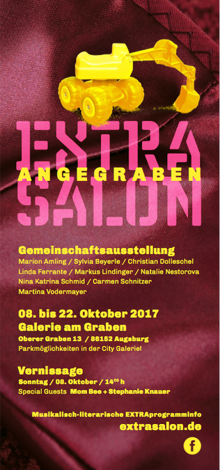 Linda Ferrante - Extrasalon - Galerie am Graben Augsburg