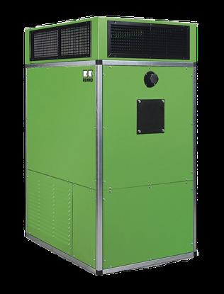 Installation générateur air chaud VDV bruxelles
