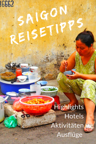 Ho Chi Minh City Sehenswürdigkeiten