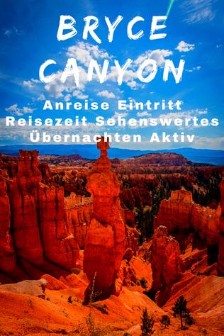 Bryce Canyon Sehenswürdigkeiten