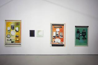 Ausstellungsansicht, Förderpreis, Kunsthalle Münster, 2012