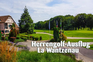 Golf-Club La Wantzenau im Elsass