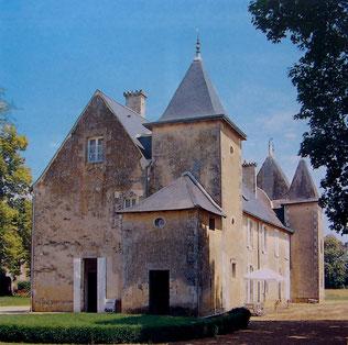 Château du fort d'Aslonnes