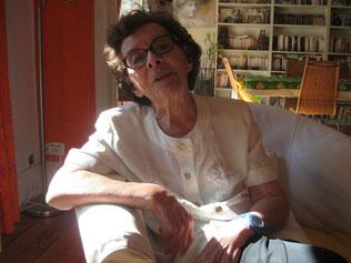 Claire N'diaye, ph. M. Alonso
