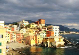 достопримечательности Генуи, что увидеть в Генуе, Генуя Нерви, русские гиды в Генуе, экскурсии по Генуе, частный гид в генуе, гиды в Генуи