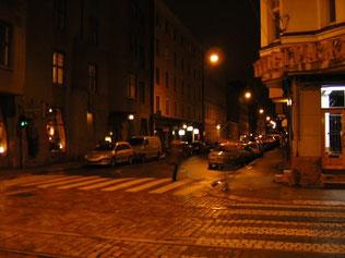 ヘルシンキ市内の住宅地/ Helsinki