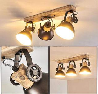lampade sospensione lampadari sospesi vintage stile industriale d'epoca