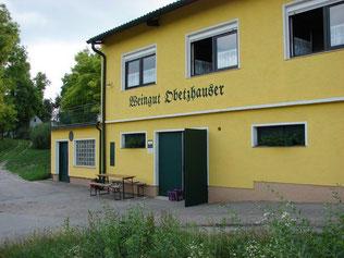 Weinverkostung Weinverkauf Obetzhauser 2262 Grub, Bernsteinstraße
