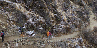 Jiri trek Nepal
