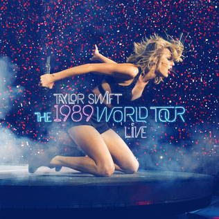 1989 World Tour Live (2015)