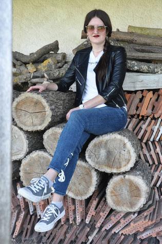 3 Tipps so wird dein Alltagsoutfit interessanter Modeblog Nähblog Fairy Tale Gone Realistic 3