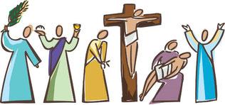 Gottesdienst zuhause feiern
