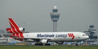 Martinair's loss making five MD-11Fs are leaving the fleet successively /  source: MP