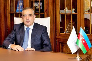 Silk Way Holding President Zaur Akhundov