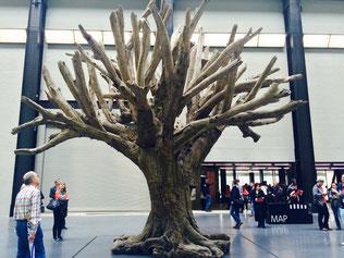 Ai Weiwei, Tree. Foto di Alessia Paionni