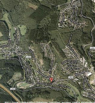 das Engsbachtal - erste Besiedlungsspuren in Siegen ca. 400 J. v. Chr.