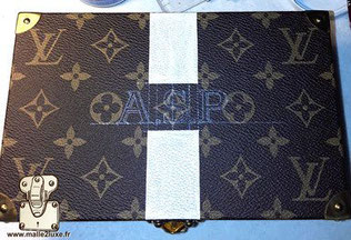 louis vuitton trunk customization