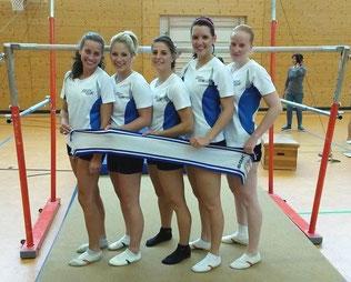 SG Kirchheim, 1. Damenmannschaft, Kurpfalzschule