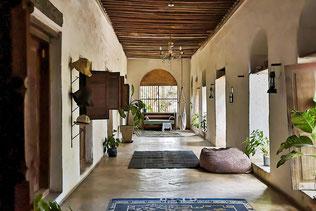 Firefly Lodge Tansania