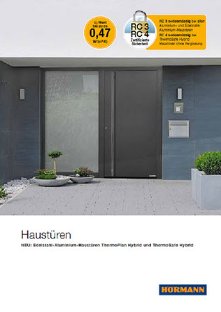 Der aktuelle Hörmann Katalog - zum Download klicken
