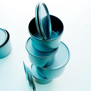 metal cans metal packaging HUBER Packaging conivac