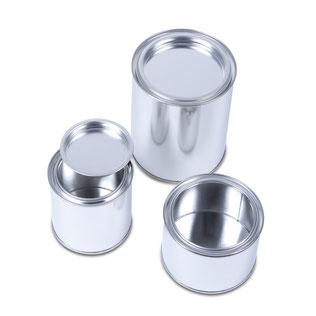 metal cans metal packaging HUBER Packaging