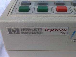 HP PageWriter 200 für Medizin und Praxis