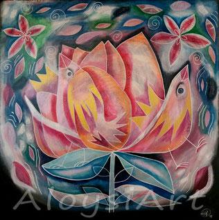 schilderij, beeldende kunst, Hilversum, 't Gooi, galerie, gallery, studio, art, kunst, artstudio, professionele kunst, Louise Adams