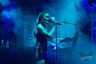 X-O-Planet versuchen Ersatztermine für ausfallende Konzerte zu finden. / Foto: X-O-Planet in der Subkultur Hannover, 24. Februar 2018 by Dunkelklaus