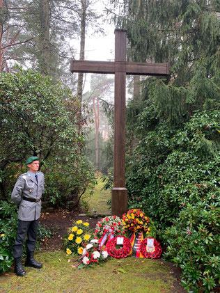 Deutscher Soldatenfriedhof auf dem Südwestkirchhof Stahnsdorf