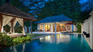 Luxusurlaub Bali buchen The Laguna A Luxury Collection Resort & Spa mit Flug