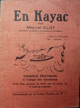 CLOT, En kayak (la Bibli du Canoe)