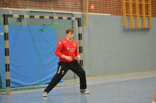 Nils Guntelmann mit guter Leistung gegen Rödinghausen