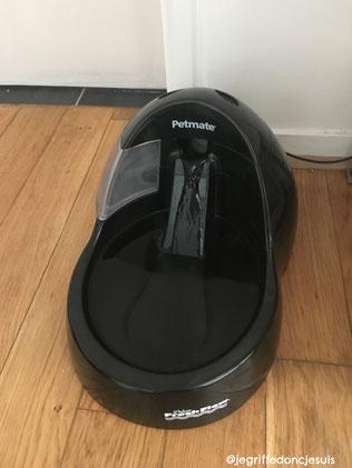 fontaineà eau pour chat
