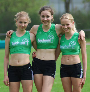 vlnr: Lena, Klara, Eva