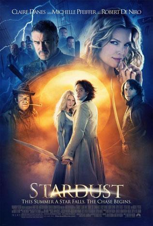 Stardust, la pel·lícula basada en el llibre Neil Gaiman