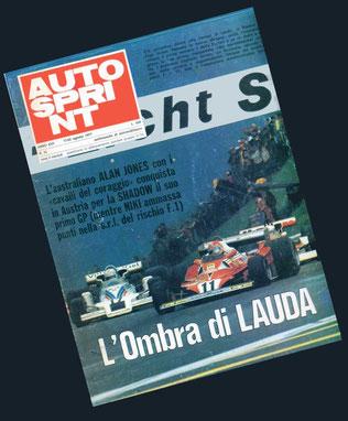L'Ombra di Lauda in Autosprint