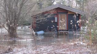 Hochwasser - wer bezahlt?