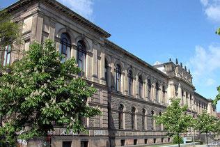 Ich habe an der TU Braunschweig studiert